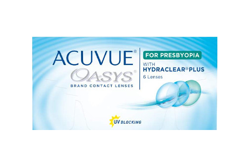 Acuvue Oasys for Presbyopia (1x6)