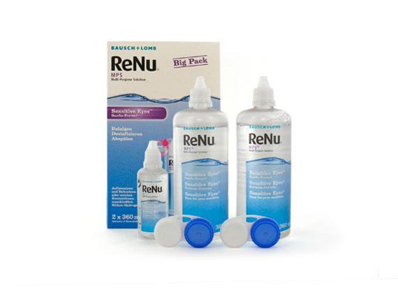 ReNu MPS (2x 360ml + 60ml)