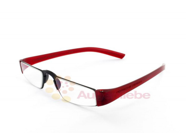 Porsche Design P8801 B 48-20 black/red