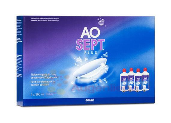 AOSept Plus (4x 360ml)
