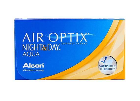 Air Optix Night & Day Aqua (1x6)