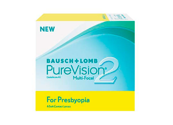 PureVision 2 HD Multifokal (1x6)