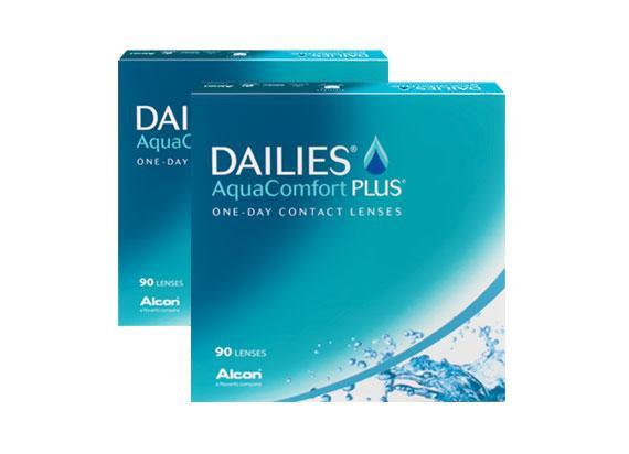 Dailies AquaComfort Plus (1x180)