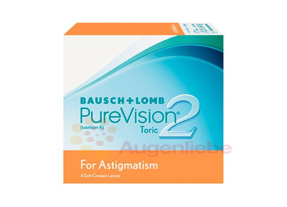 PureVision 2 HD Toric (1x3)