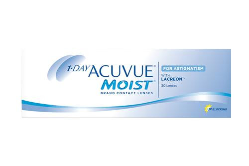 1-Day Acuvue Moist for Astigmatism (1x30)