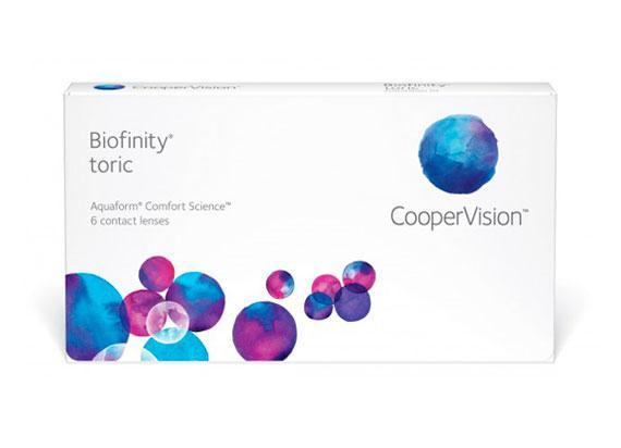 Biofinity Toric (1x3)