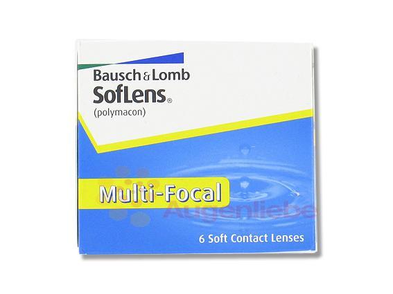 SofLens Multifokal (6 Stk.)