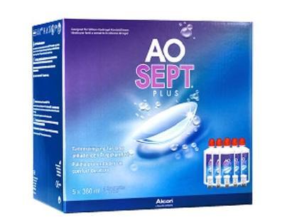 AOSept Plus (5x 360ml)