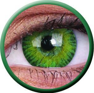 3Tones Green (3-Monatslinse) (2 Stk.)