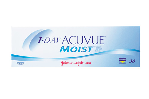 1-Day Acuvue Moist (1x30)